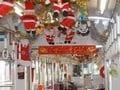 クリスマストレイン、ストーブ列車など冬の列車を紹介