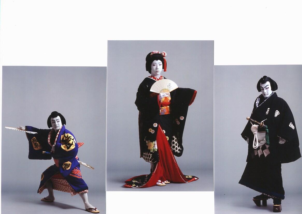 亀治郎、愛之助、獅童の三越歌舞伎 「三越サイコー!」。 2