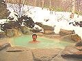 雪見の温泉!雪見露天風呂三選