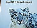 Snow LeopardのDTM環境を検証する