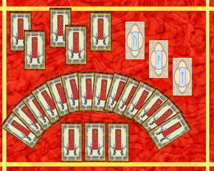 ルーンを作る 2 ルーン文字の絵柄と作成手順