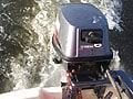 レンタルボートで湖上へGO!その3