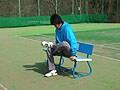 テニス怪我予防術 ウォーミングアップ