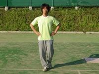 テニス怪我予防術 テニス肘・腰痛