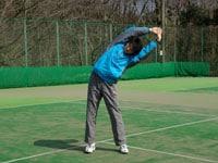 テニス怪我予防術クールダウン・アイシング