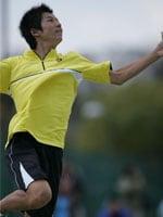 注目のジュニアテニス選手「江原弘泰」とは