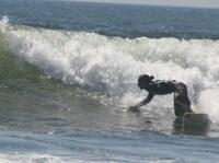 基本サーフィンテクニック ボトムターン