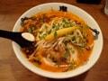 カラシビ味噌らー麺 鬼金棒(きかんぼう)