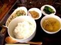 茶館でランチを楽しむ 2 竹里館東京