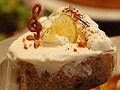 ダージリンのシフォンケーキ