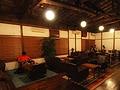 RAIN ON THE ROOF…三軒茶屋