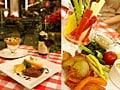 ドゥ マゴ パリのテラスディナー…渋谷