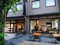マーガレット・ハウエル カフェ…渋谷