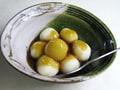 「甘辛の豆腐だんご」ず~っと柔らか