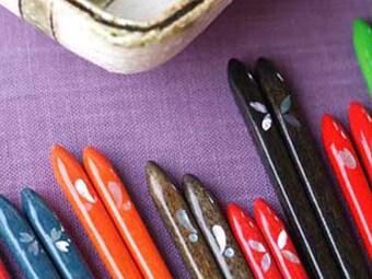 刺身、麺類…ますます手が出る魔法のお箸