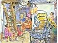 ベトナムを描き続け居場所見つけた国際結婚