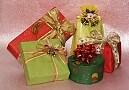 外国の家族にクリスマスプレゼントを贈る