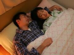 一緒に寝ている時の恋人の寝相でわかる相性