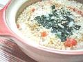 母乳の悩み解決!玄米と根菜の雑炊