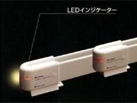 通電が分かる「LEDインジケーター」がついていますが...やはりタイマーが欲しい