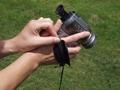 デジタルビデオカメラでブレない映像を撮るために
