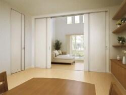 間仕切り扉の種類と特徴&プランニングのコツ