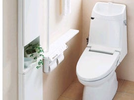トイレがポイント?! 家庭での節水