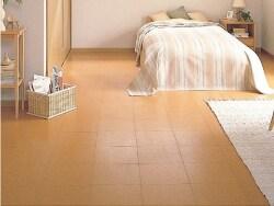 コルク、ココヤシetc. 足ざわり快適な天然素材の床材