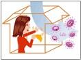 風邪を引きにくい家、3つの条件