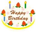 【お誕生日おめでとう!】 キティちゃんの誕生日!