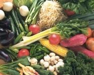 ビタミン豊富な野菜