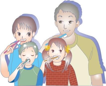 心理学を利用しよう!子どもに上手な歯磨きをさせる方法