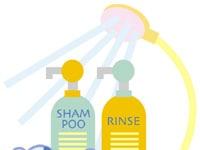 シャワーのタイミング