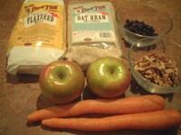 コレステロール改善!マフィンのレシピ