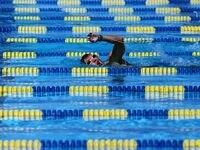 水泳は代表的な有酸素運動の一つ