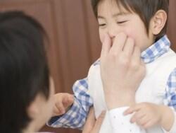 正しい鼻血の止め方・ティッシュではなく圧迫止血で