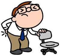 腰のせいだけではない!腰痛の原因としくみ