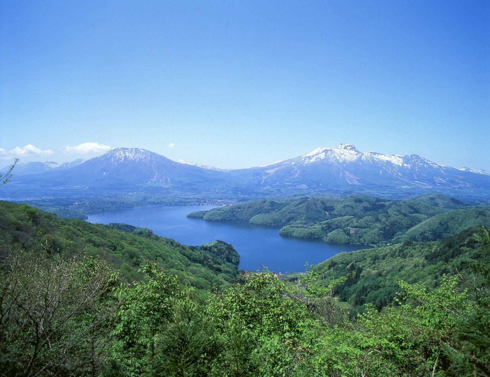 親子3代で過ごす野尻湖の自然