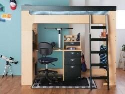 子供部屋を2つに分けるリフォームのアイデア