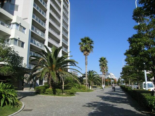 新浦安、近くて広い、きれいなリゾート気分の街