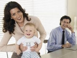 産休のときの給料はどうなる?
