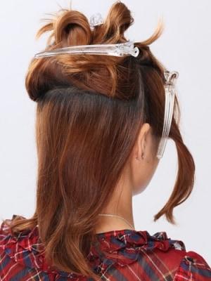 ヘアアレンジの前のベース作り【巻き髪】が簡単にできる方法☆ で紹介している画像