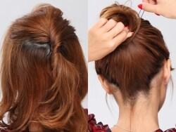 アメピン・Uピンの正しい使い方と髪の留め方