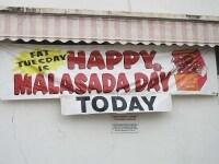 ハワイでファット・チューズデーは、マラサダの日。2012年は2月21日、2013年は2月12日