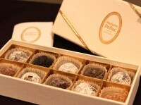 ベルギー製、チョコレート5個、ゼリー5個、2625円、販売:8階