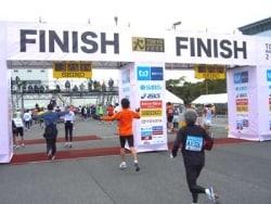 超練習不足の方に、一夜漬け東京マラソン完走法