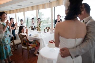 結婚式の服装