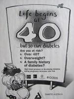 オーストラリア糖尿病協会キャンペーン