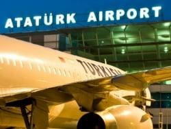 アタトゥルク国際空港/イスタンブール