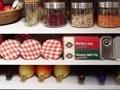 キッチンの徹底収納で死蔵品ゼロ